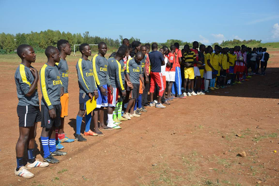 Unveiling Kibabii University Games