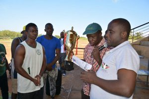 Unveiling Kibabii University Games32