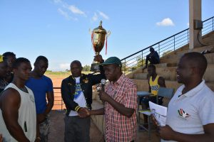 Unveiling Kibabii University Games33