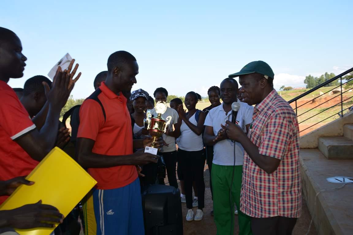 Unveiling Kibabii University Games