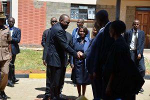 Kibabii University 2nd Graduation Ceremony1