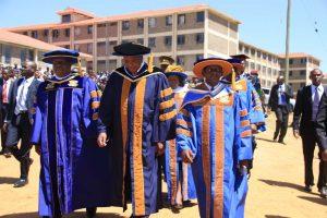 Kibabii University 2nd Graduation Ceremony10
