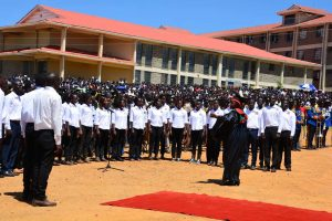 Kibabii University 2nd Graduation Ceremony11