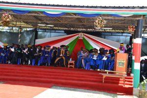 Kibabii University 2nd Graduation Ceremony12