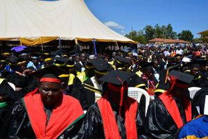 Kibabii University 2nd Graduation Ceremony13