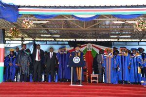 Kibabii University 2nd Graduation Ceremony14