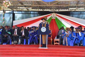 Kibabii University 2nd Graduation Ceremony15