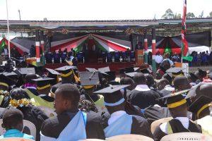 Kibabii University 2nd Graduation Ceremony16