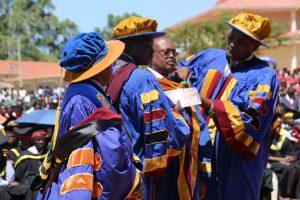 Kibabii University 2nd Graduation Ceremony17