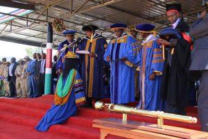 Kibabii University 2nd Graduation Ceremony19