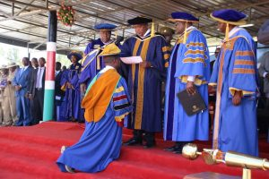 Kibabii University 2nd Graduation Ceremony20