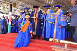 Kibabii University 2nd Graduation Ceremony21