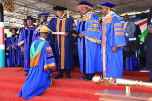 Kibabii University 2nd Graduation Ceremony22