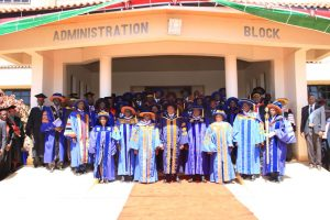Kibabii University 2nd Graduation Ceremony24