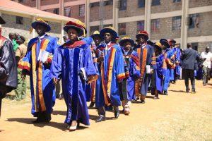 Kibabii University 2nd Graduation Ceremony8