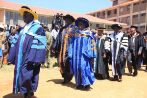 Kibabii University 2nd Graduation Ceremony9
