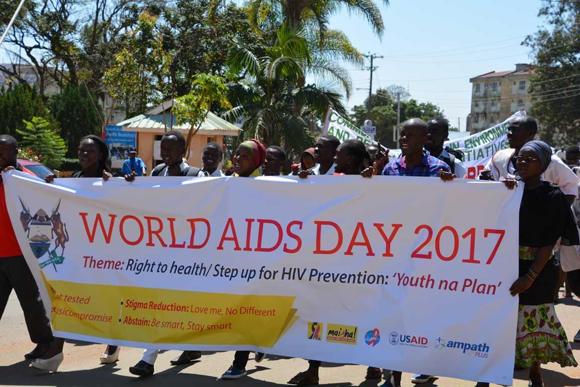 Kibabii University Marks Worlds AIDS Day1