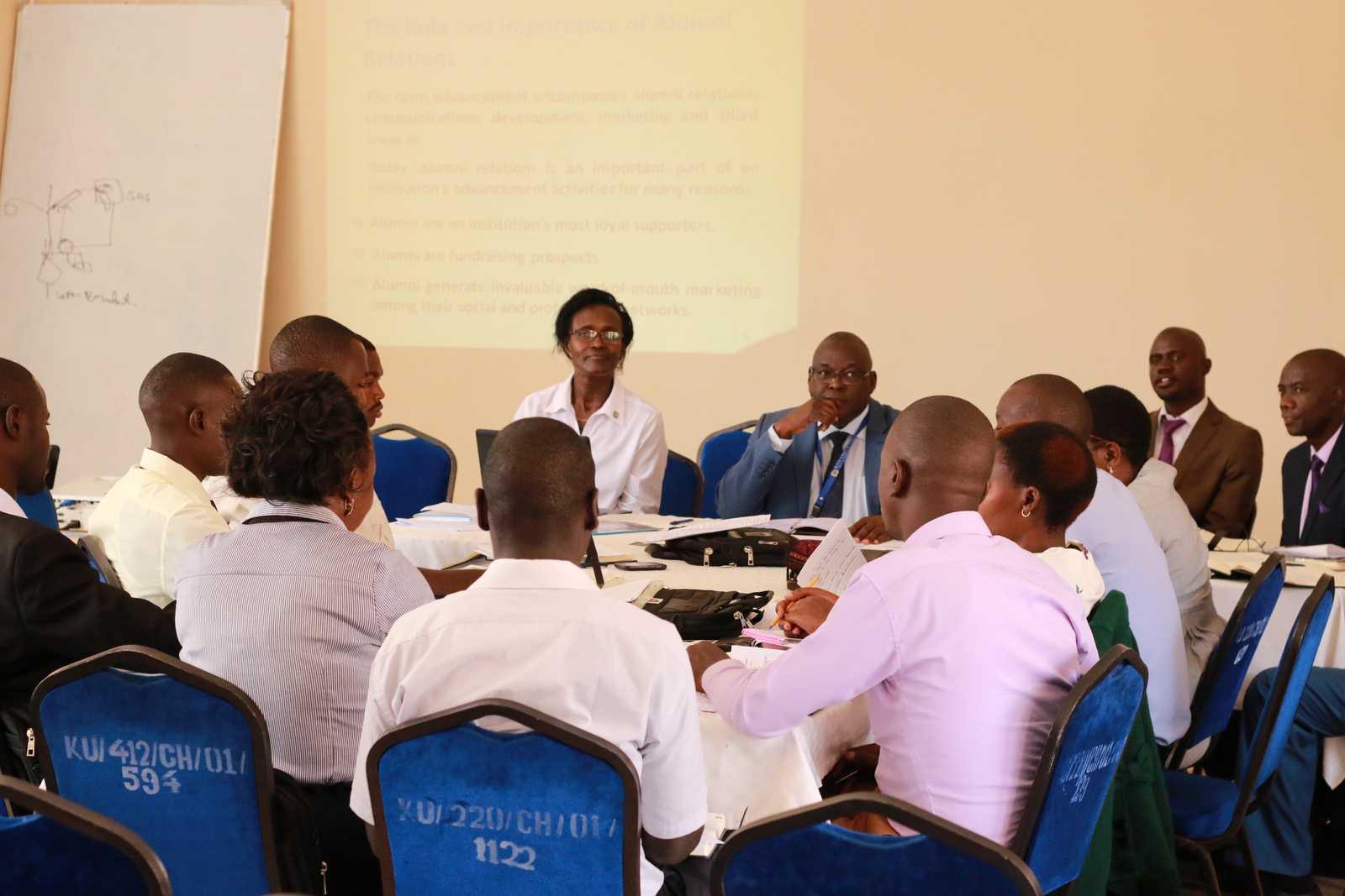 Alumni Association Induction Workshop