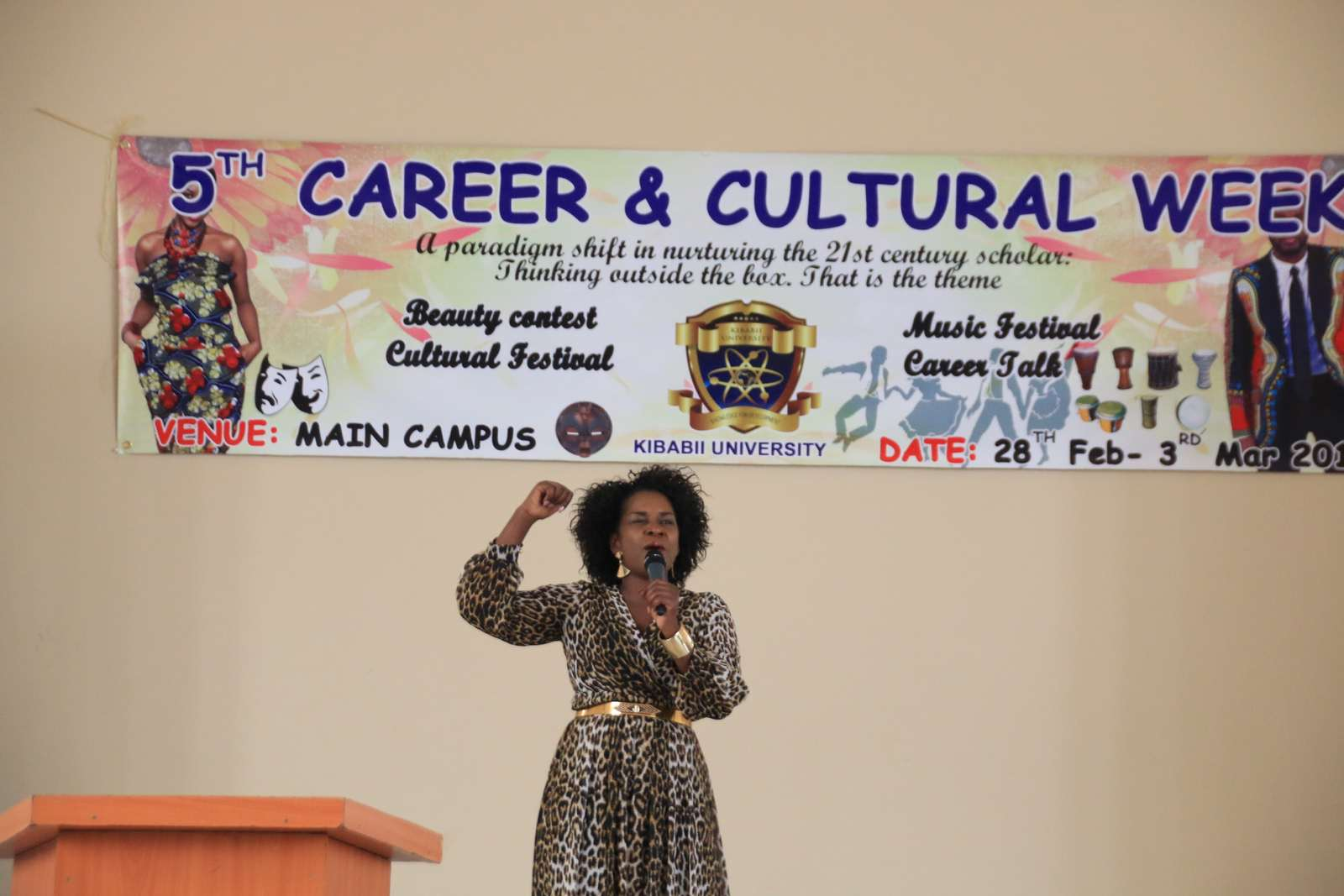 Kibabii University 5th Careers and Cultural Week 2018 Gallery