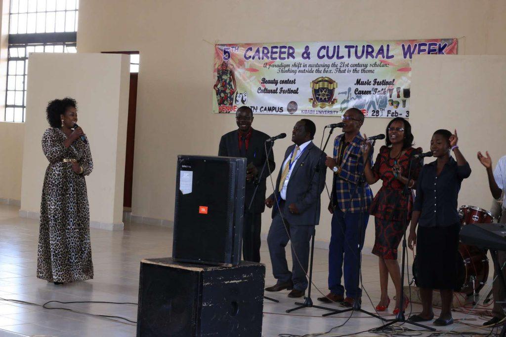 Kibabii University 5th Careers and Cultural Week 2018 1 5
