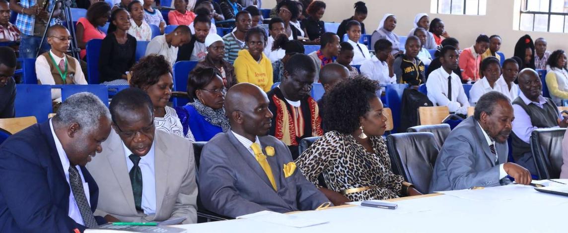 Kibabii University 5th Careers and Cultural Week 2018