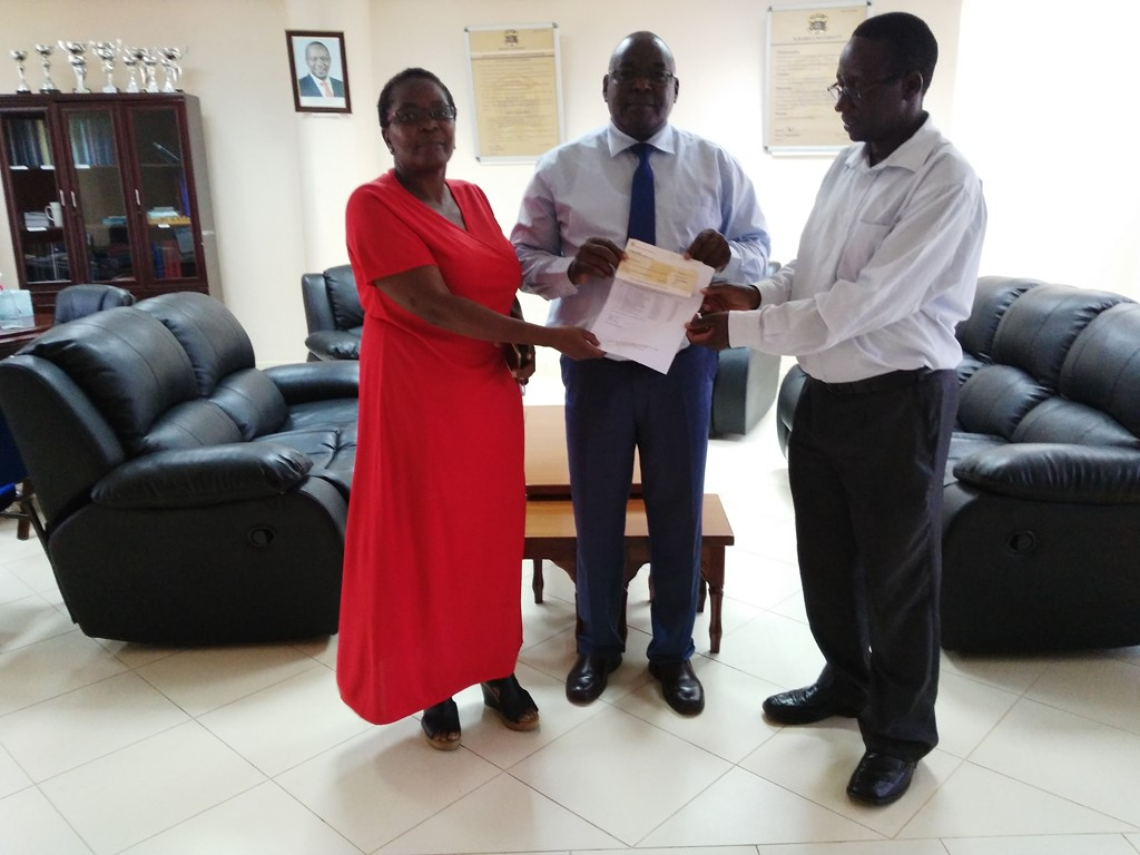 African Canadian Continuing Education Society (ACCES) Representative Visit Kibabii University