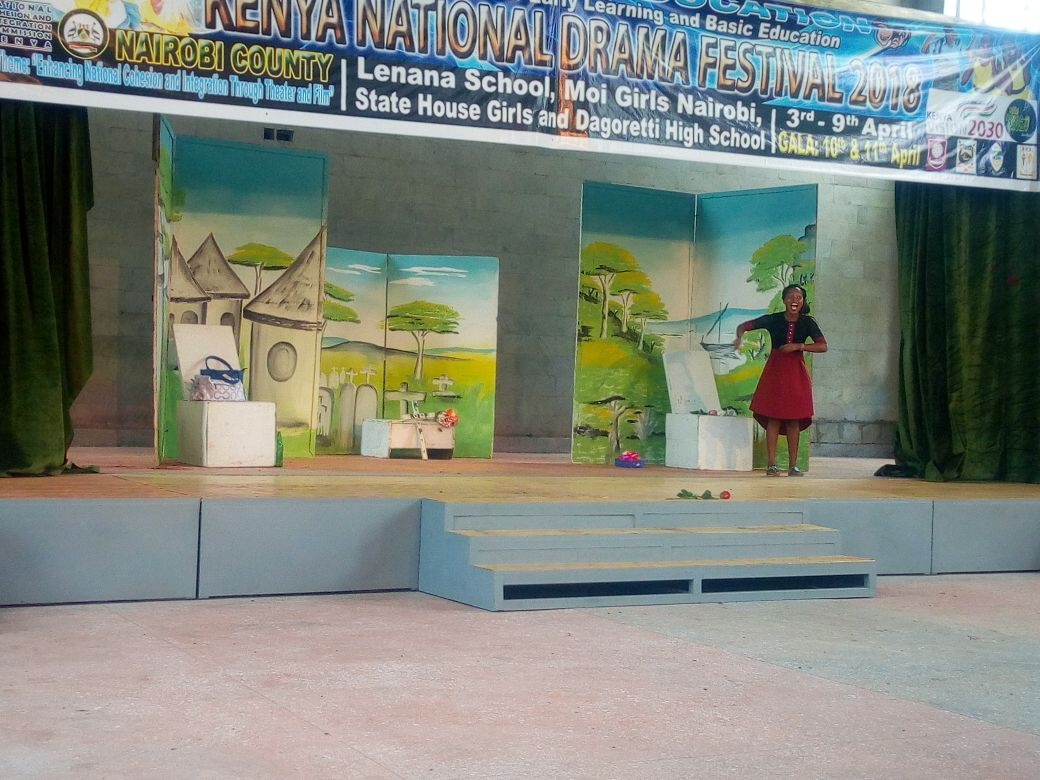 Kibabii University Drama Team Shines at 59th Edition Kenya National Drama Festival in Nairobi