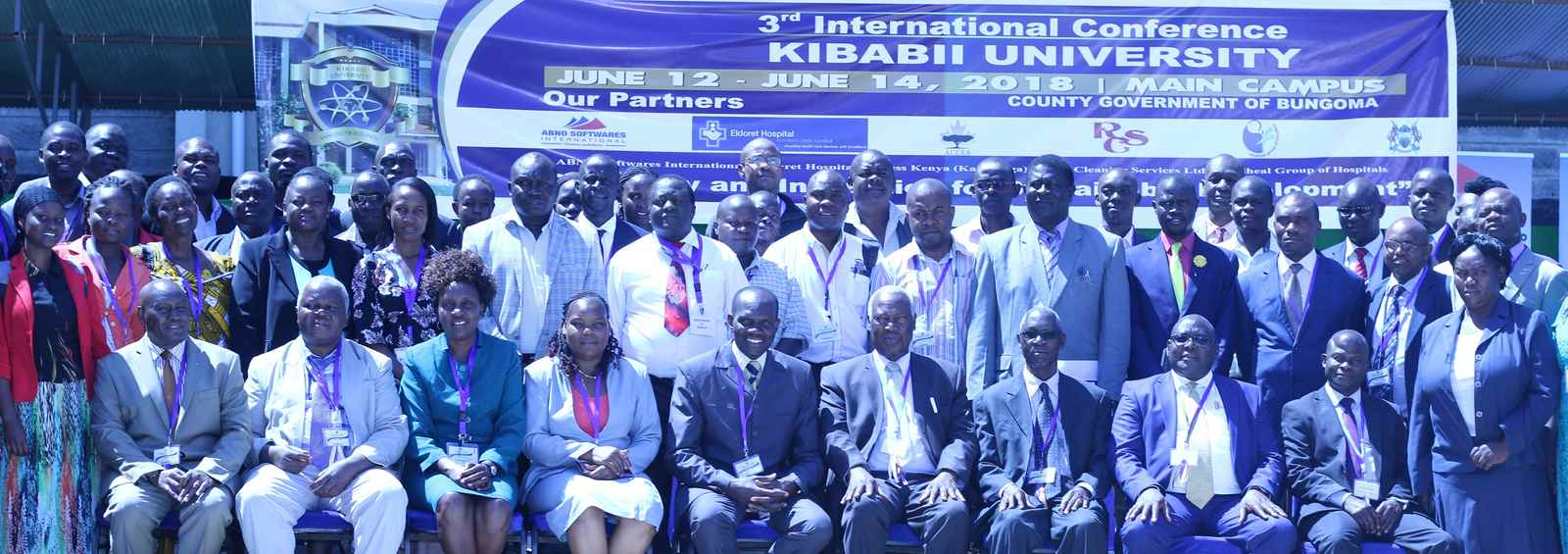 3rd Kibabii University International Conference Gallery