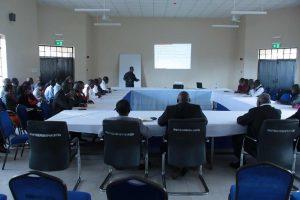 Public lecture By Professor Bernardo Rodrigues 1 1