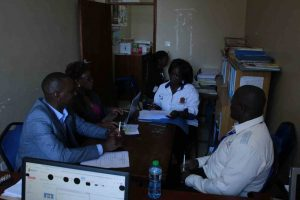 Commission of University Verification on HIV and Aids Mainstreaming1