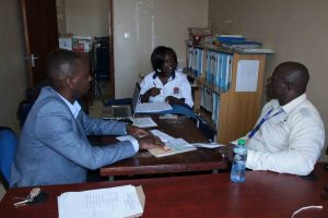 Commission of University Verification on HIV and Aids Mainstreaming10