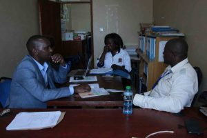 Commission of University Verification on HIV and Aids Mainstreaming11