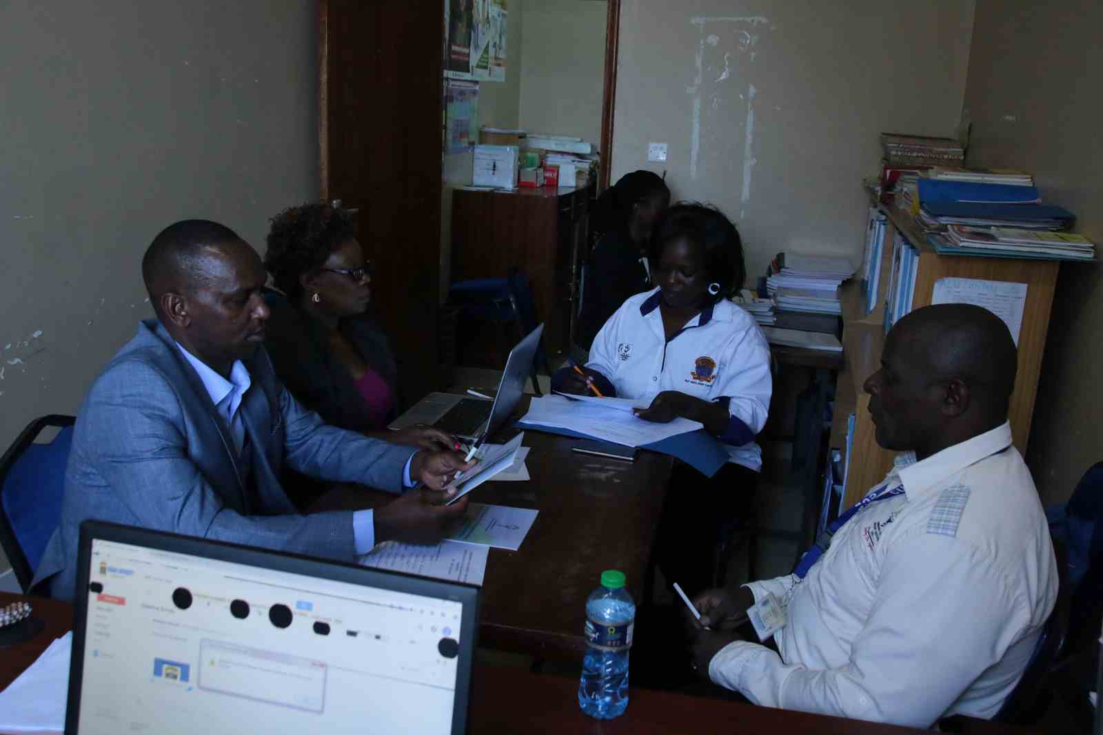 Commission of University Verification on HIV and AIDS Mainstreaming in KIBU