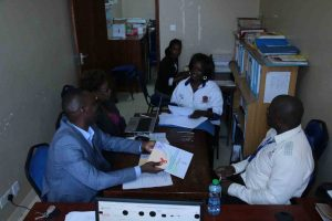 Commission of University Verification on HIV and Aids Mainstreaming3