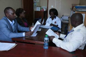 Commission of University Verification on HIV and Aids Mainstreaming6