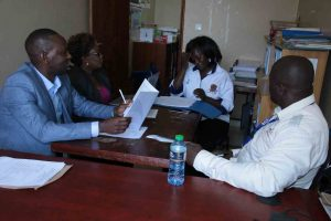 Commission of University Verification on HIV and Aids Mainstreaming7