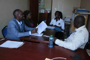 Commission of University Verification on HIV and Aids Mainstreaming8