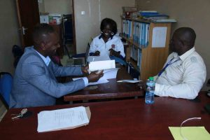 Commission of University Verification on HIV and Aids Mainstreaming9