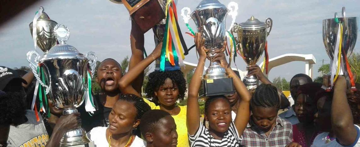 Kibabii University Choir Celebrate Victory on Arrival Back Home Slider