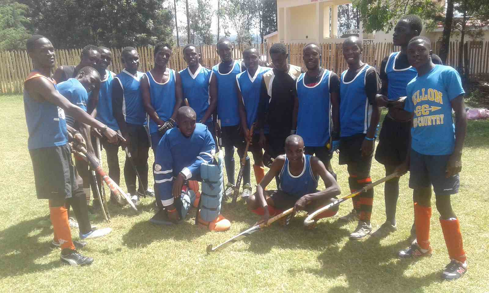 Kibabii University Hockey Club in WEKUSA Tournament