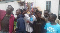 Kibabii University Hockey Club in WEKUSA Tournament4