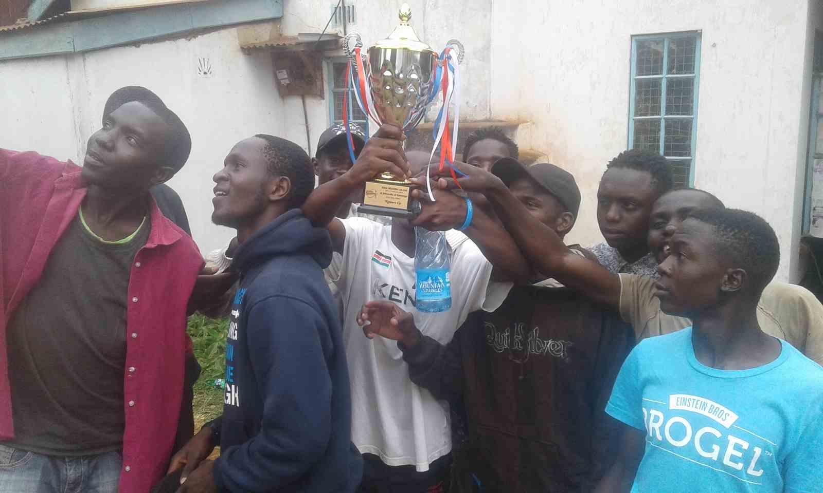 Kibabii University Hockey Club in WEKUSA Tournament