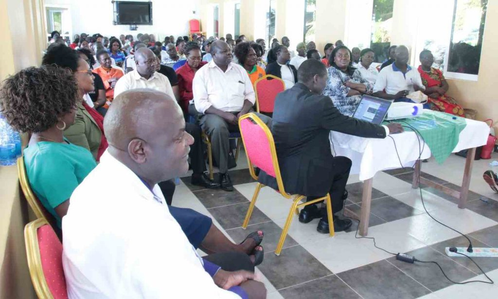 Kibabii University Staff Pension Scheme Education Day