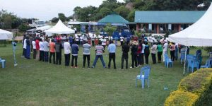 Kibabii University Staff in Team Building Exercise5