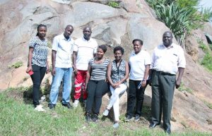 Kibabii University Staff in Team Building Exercise9