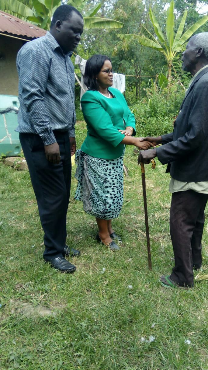 Kibabii University UNESCO Club- FESS Chapter Community Social Responsibility Outreach