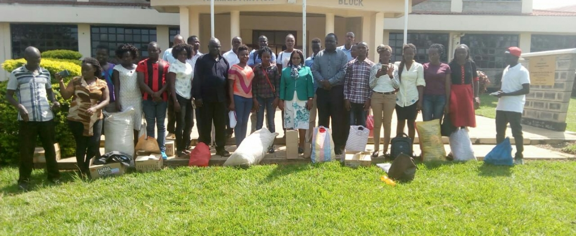 Kibabii University UNESCO Club- FESS Chapter Community Social Responsibility Outreach45
