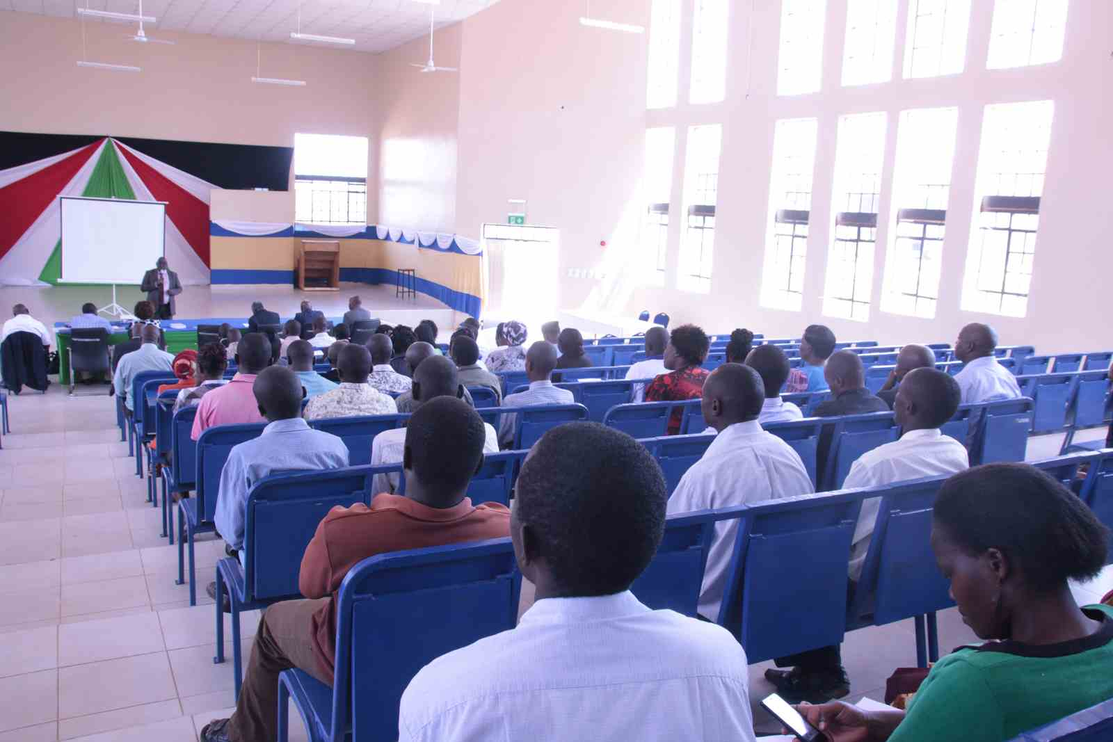 NHIF Schemes Sensitization Seminar