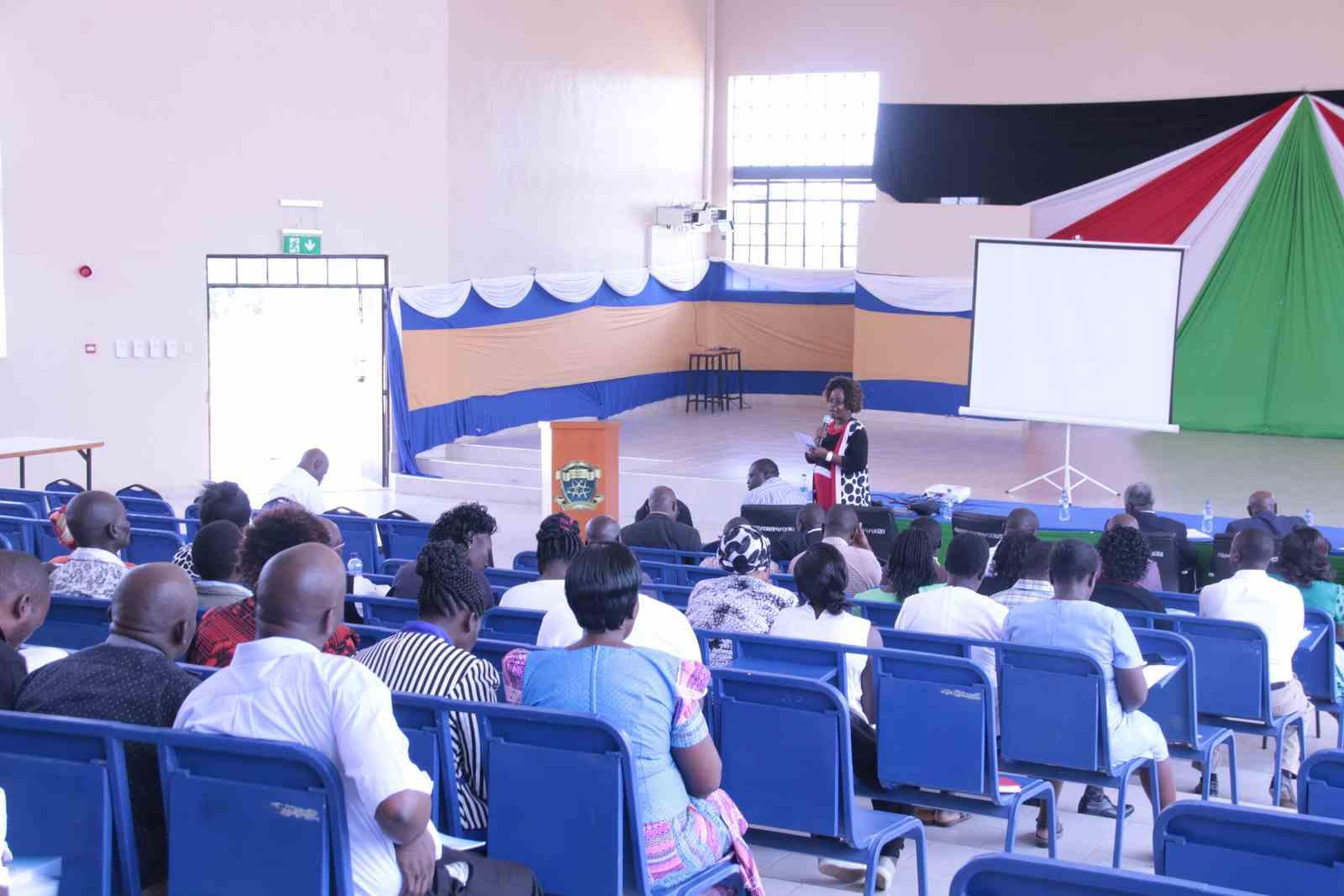 NHIF Schemes Sensitization Seminar