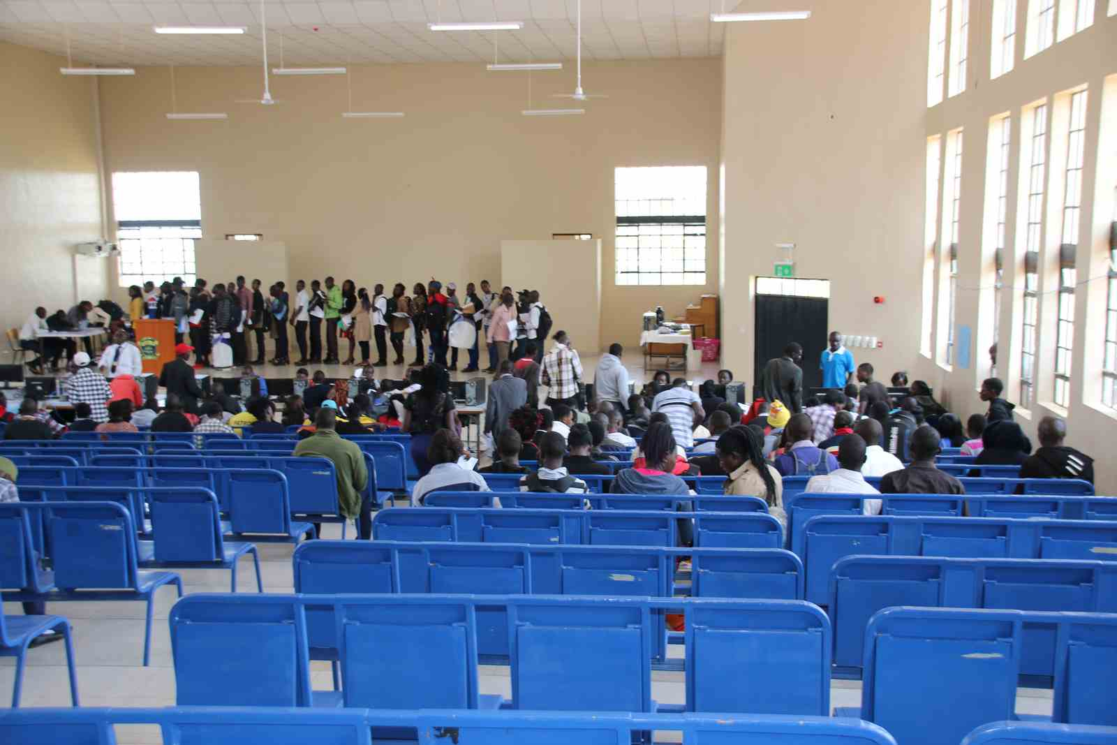 2018/2019 First Year Students Admission